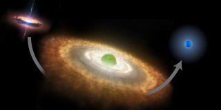 massive stars formation