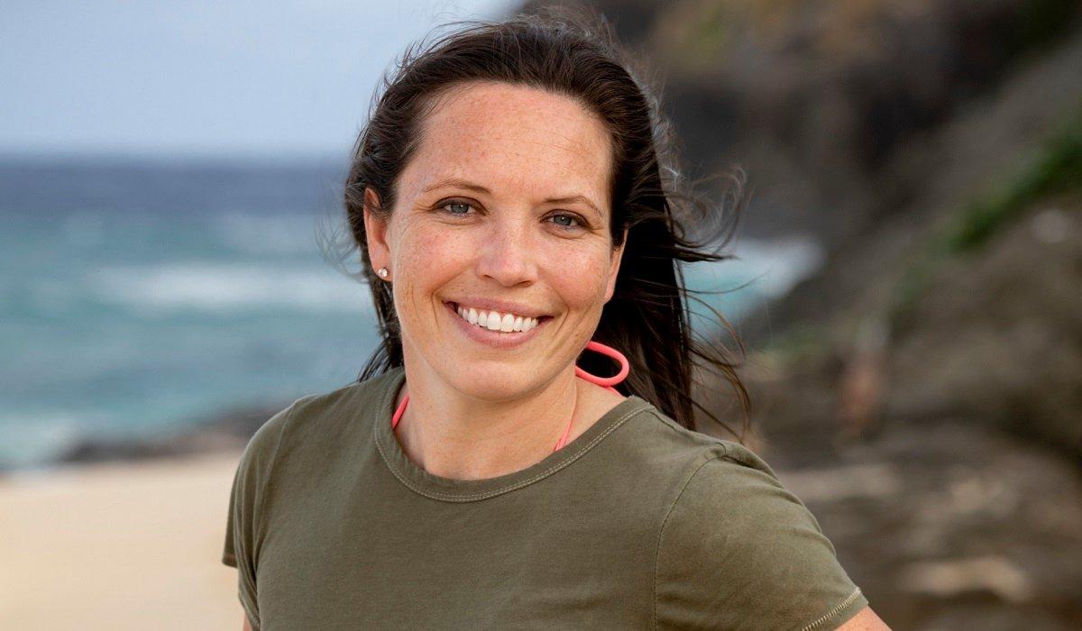 Sarah Lacina Survivor