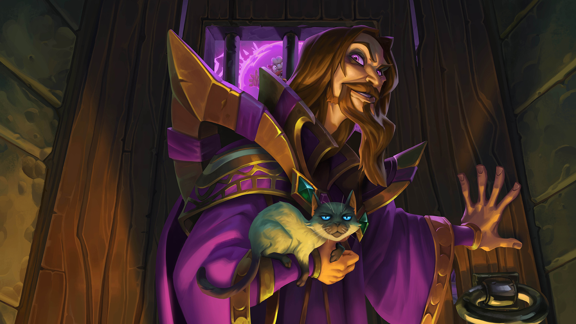 Hearthstone Designer Explains How Most Players Will Be Better Off Under New Rewards Structure Pc Gamer
