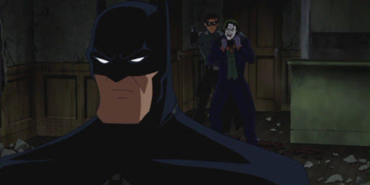 Bruce Greenwood, Jensen Ackles, John DiMaggio in Batman: Under the Red Hood
