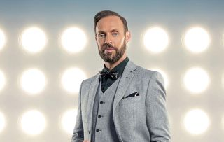 """Dancing on Ice judge Jason Gardiner: 'The """"Mr Nasty"""" tag is lazy and boring!'"""