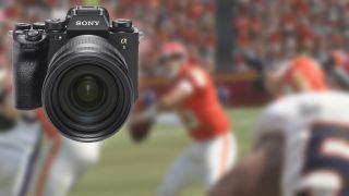 Sony A1 makes Super Bowl debut