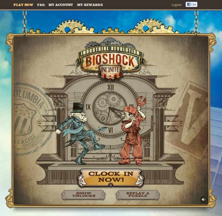 BioShock Infinite: Industrial Revolution Screenshots Show Mechanical Puzzles #24394