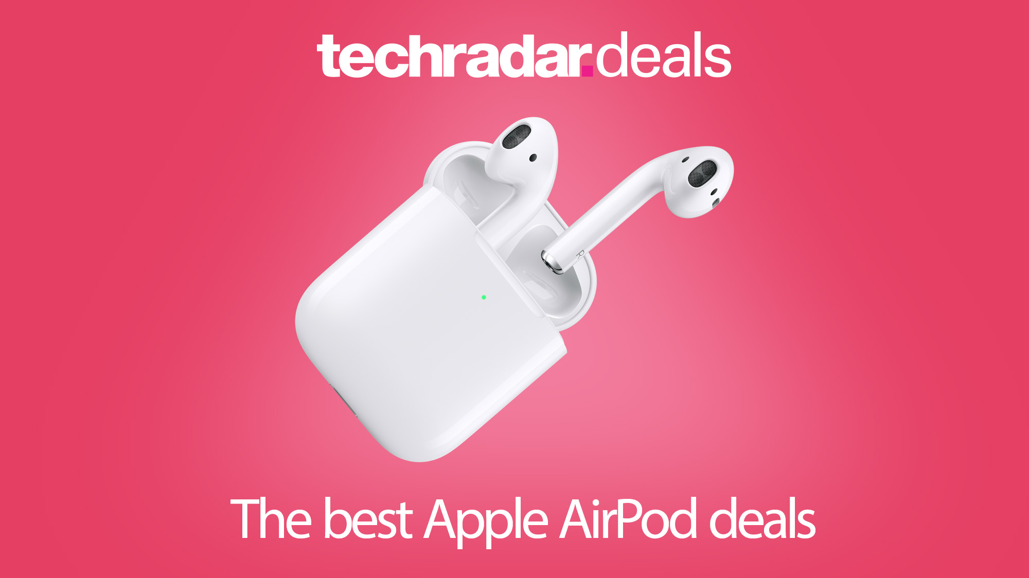 The Cheapest Airpod Prices Sales And Deals In September 2020 Techradar