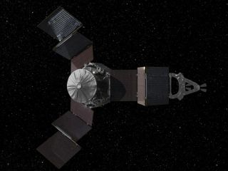 Juno Deploying Solar Arrays