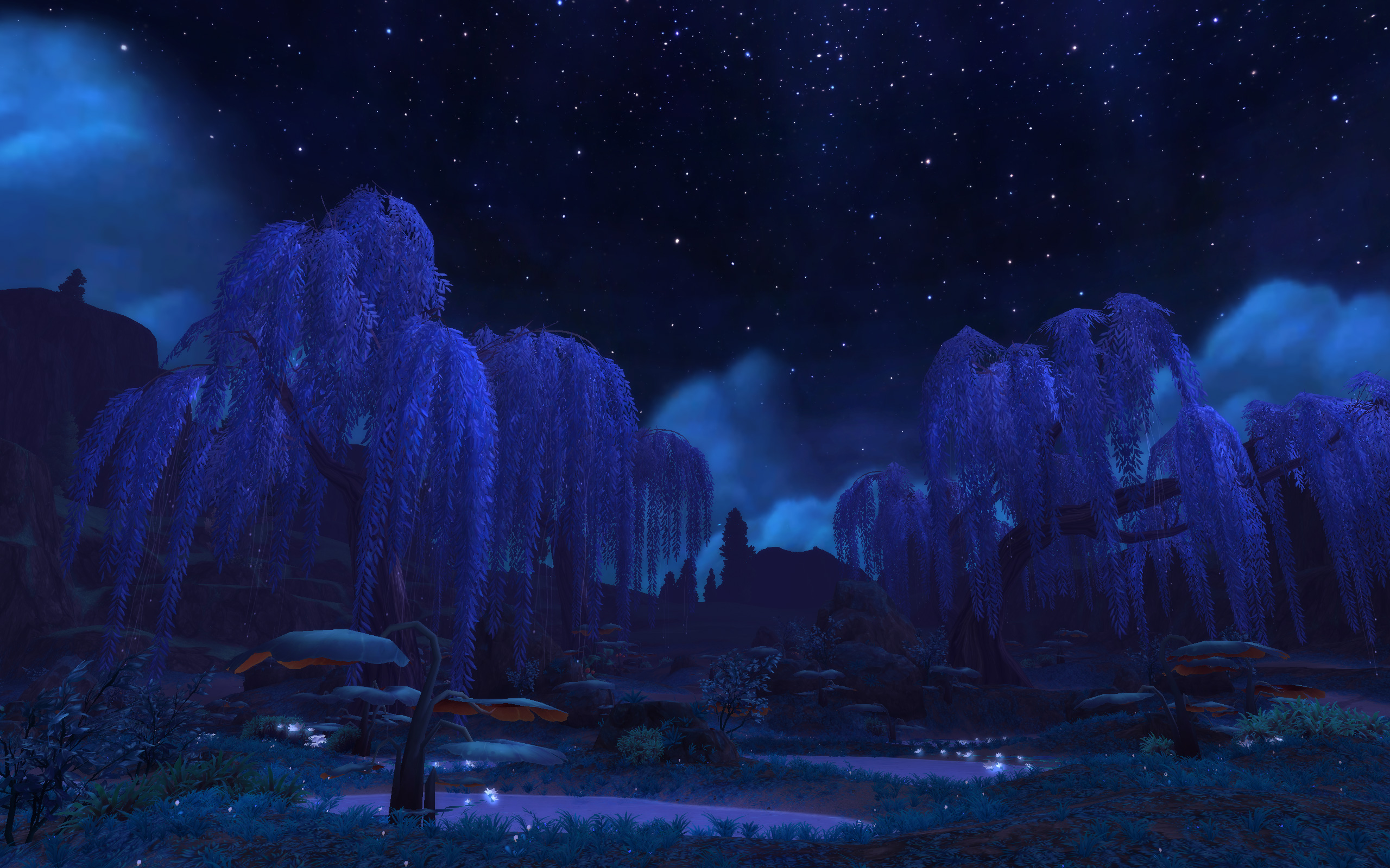World Of Warcraft: Warlords Of Draenor Screenshots Travel To First Dungeon #30655