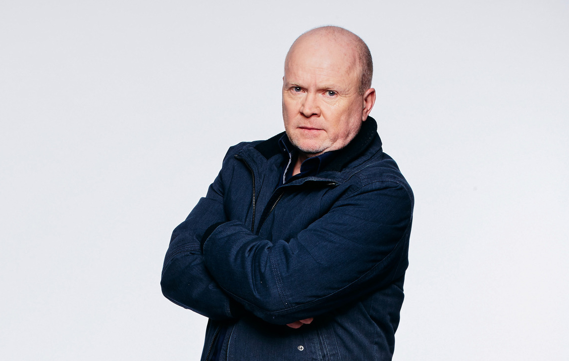 EastEnders Phil Mitchell played by Steve McFadden