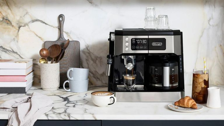 best coffee makers De'Longhi All in One Combination Coffee Maker