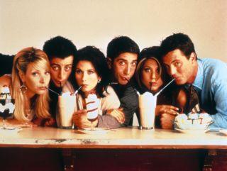 Friends cast.