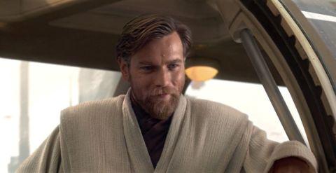 "Ewan McGregor as Jedi knight Obi-Wan Kenobi in the ""Star Wars"" prequel trilogy. He will return to the character in a new Disney+ TV series."