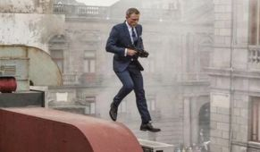 Daniel Craig's Ankle And The History Of Injuries On James Bond Sets
