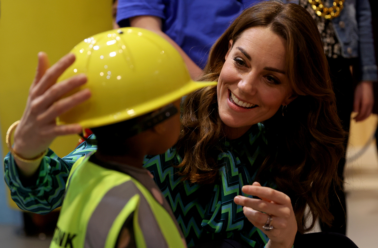 Duchess Catherine seen in gorgeous affordable new bracelet