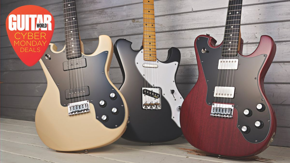 Save Up To 18 On Guitar Gear At Musician S Friend Guitar Center And Proaudiostar With These Essential Cyber Monday Codes Guitar World