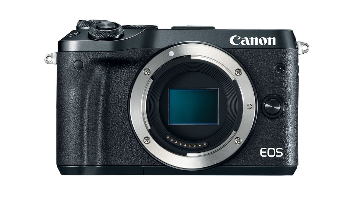 Canon EOS M6 drops to cheapest price ever for Cyber Monday