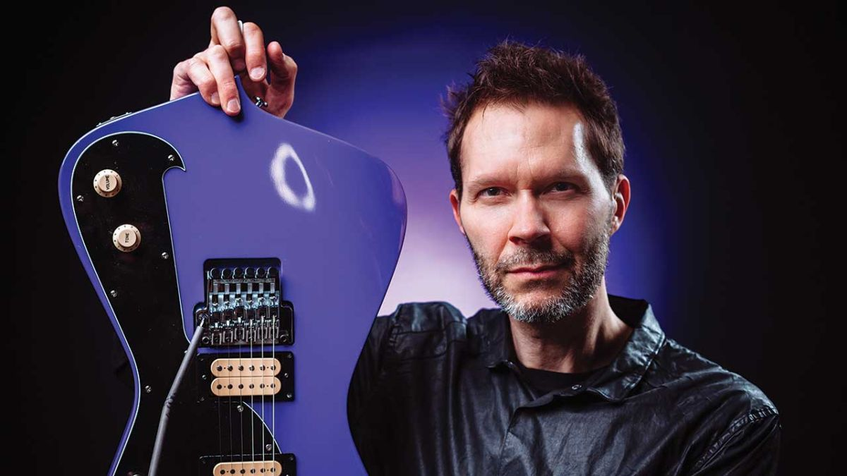 Paul Gilbert interview: I'm happy that anybody's paying attention | Louder