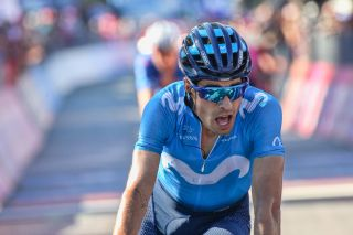 Mikel Landa will swap Movistar's blue colours for Bahrain Merida's red and blue in 2020