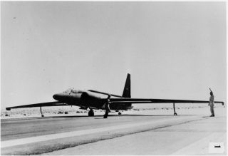 High-flying U-2 spy plane