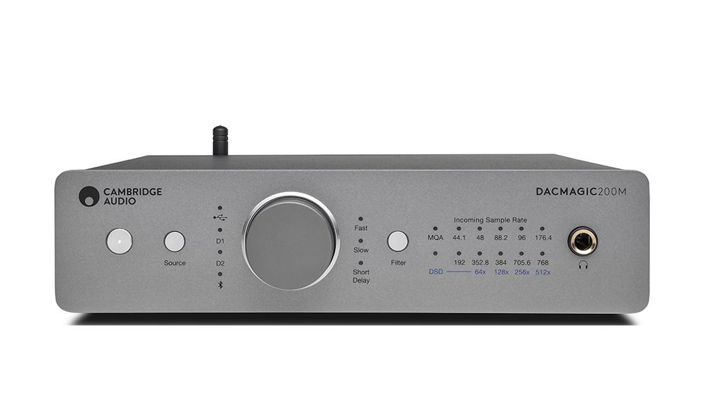 Cambridge Audio's flagship DacMagic 200M boasts native MQA and DSD support - What Hi-Fi?