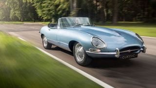 Jaguar E Type >> You Ll Be Able To Buy The All Electric Jaguar E Type Zero