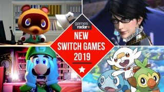 Upcoming Switch games for 2019 (and beyond) | GamesRadar+
