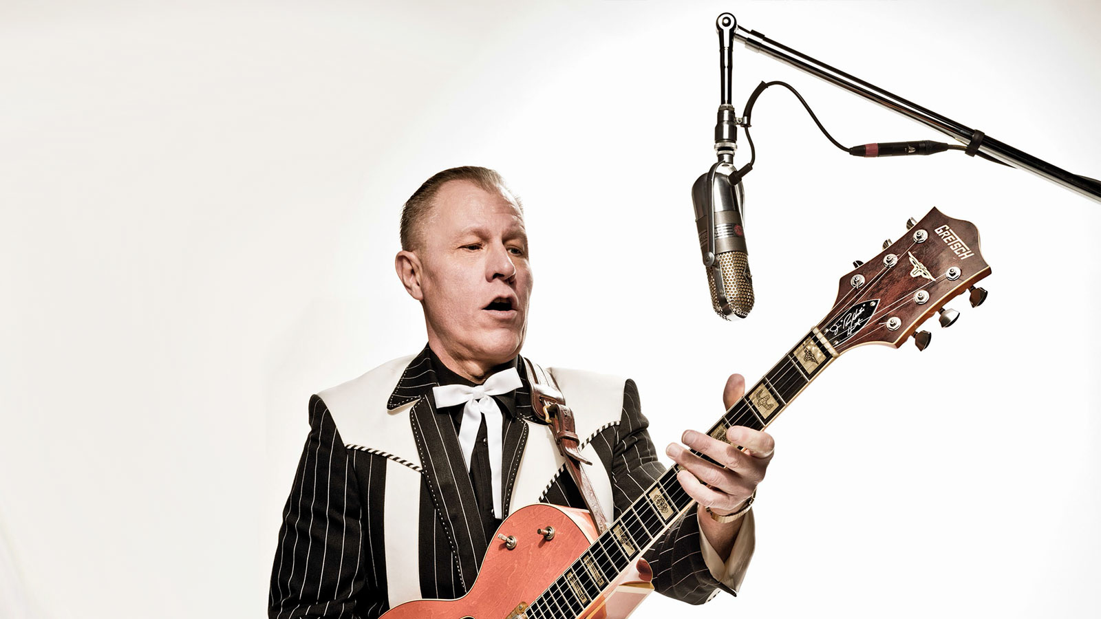 Reverend Horton Heat's Jim Heath Talks Lemmy, Gretsch Gear and New Album, 'Whole New Life'