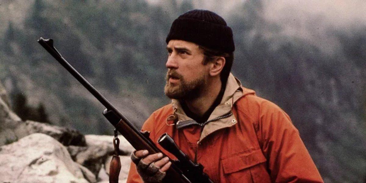 Robert De Niro in The Deer Hunter