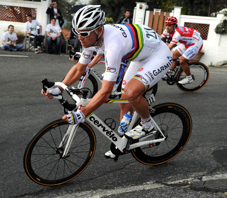 Thor Hushovd, Milan-San Remo 2011