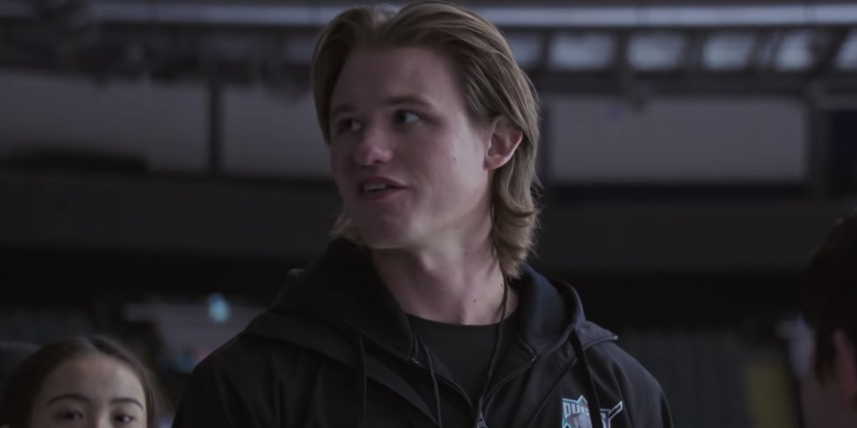 Dylan Playfair on The Mighty Ducks: Game Changers