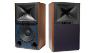 JBL launches retro-looking 4349 Studio Monitor loudspeakers