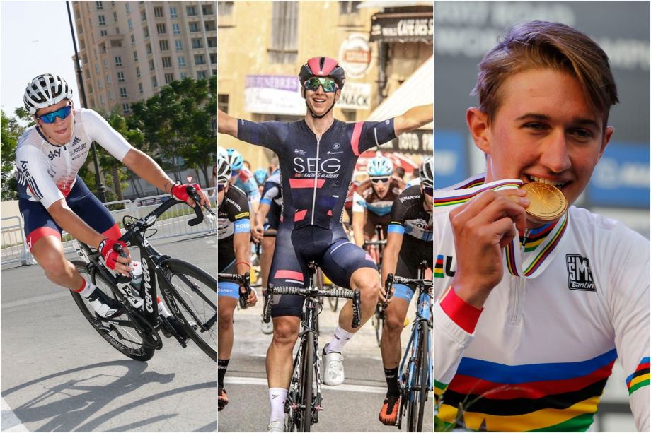 Watch out for these five youngsters joining the WorldTour in 2020