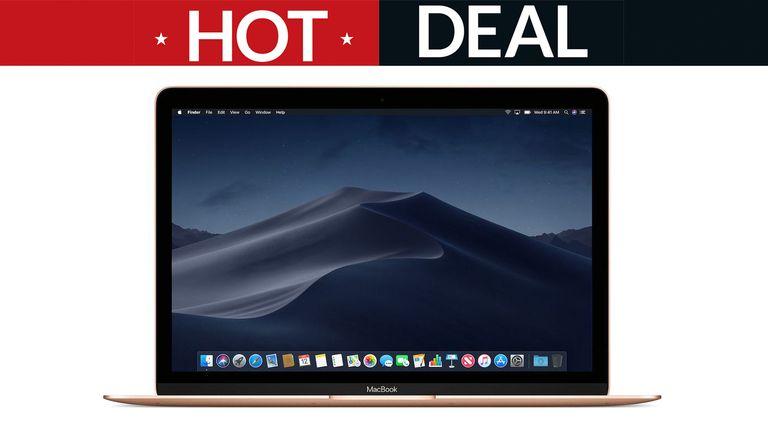 Back to school cheap laptop deal Apple MacBook