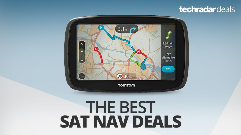 TomTom/  Car Sat Nav VIA 52 5 Inch with Handsfree Calling Lifetime Traffic via Smartphone and WE Maps,/ Resistive Screen