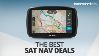 cheap sat nav sales deals