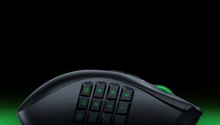 Best Mmo Mouse 2020.The Left Handed Version Of Razer S Naga Mmo Gaming Mouse Is