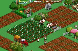 farmville, farming, virtual nature encounters
