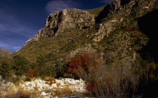 Guadalupe Mountains National Park NPS Archive 1920