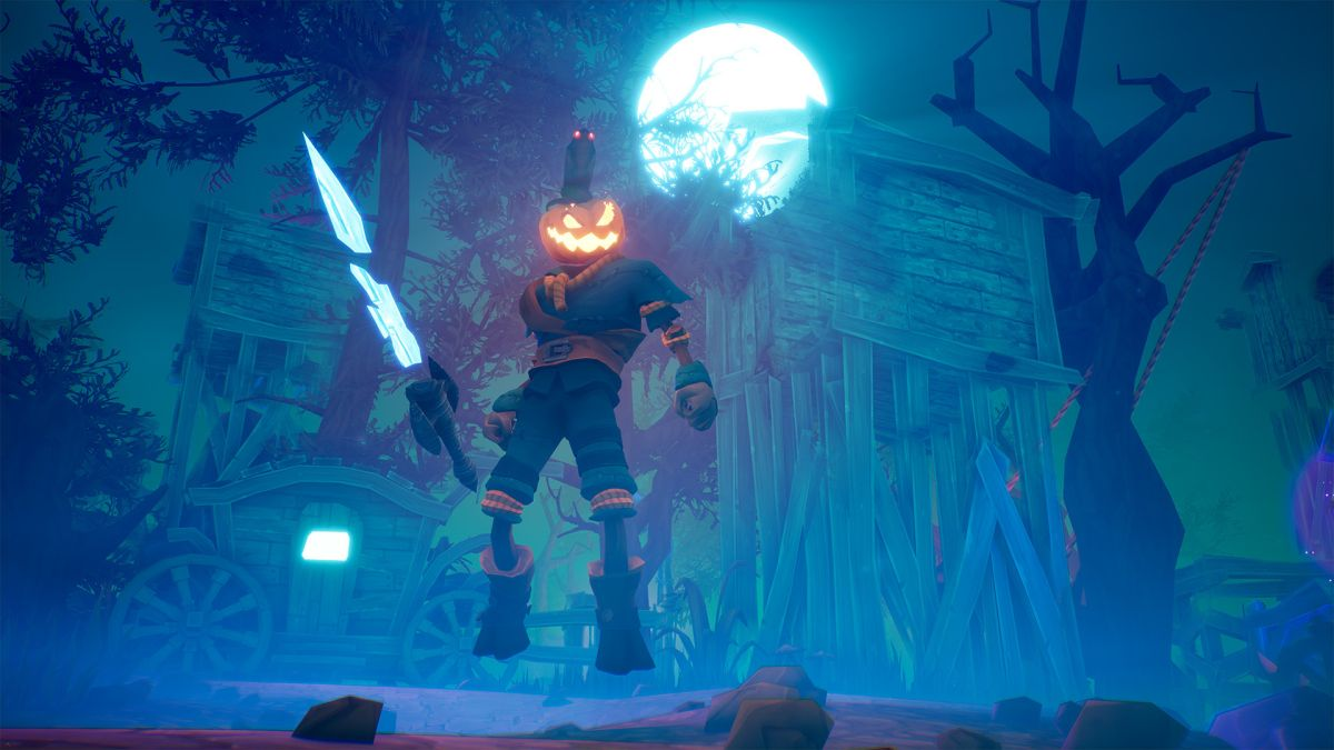 7owFtzGn7YKAwdoG97q7P7 1200 80 Pumpkin Jack is a 3D platformer with strong Maximo vibes null