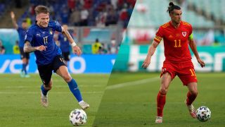 live stream Italy vs Wales at Euro 2020