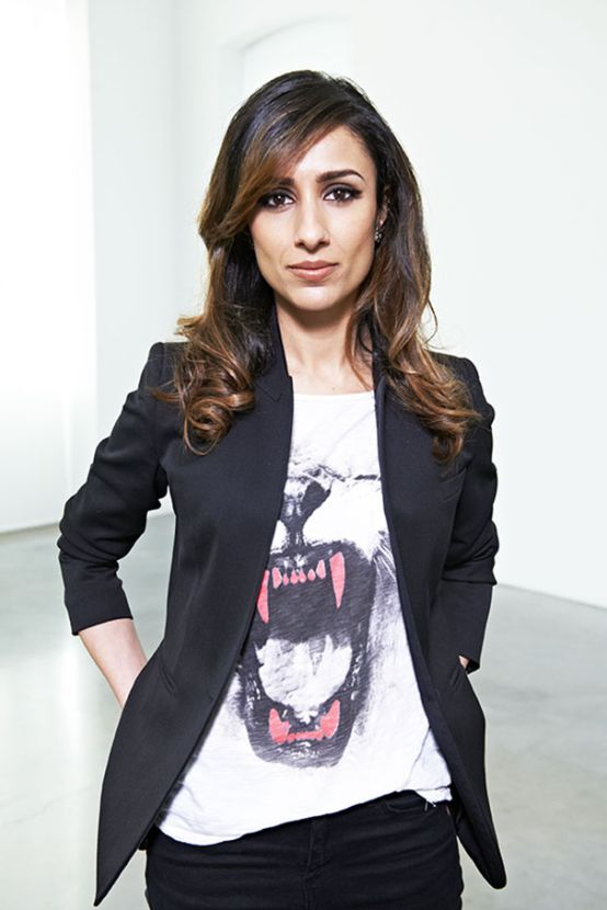 Anita Rani When I Was 14 I Just Turned Up At The Local