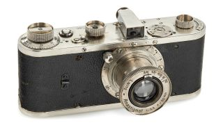 $1 million Leica 0-series prototype headlines Leitz auction