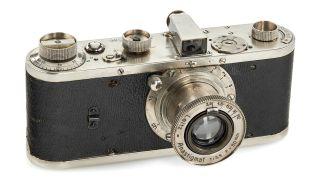 $1 million Leica 0-series prototype headlines Leitz auction