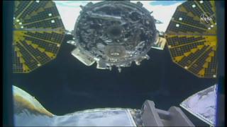 Cygnus Spacecraft Departs Space Station, Begins New Mission in Orbit