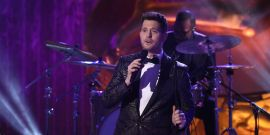 Michael Buble's 3-Year-Old Son Is Battling Cancer