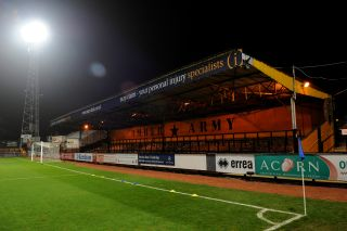 Soccer – FA Cup – First Round – Cambridge United v Wrexham – R Costings Abbey Stadium