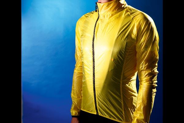 Mavic jacket, Lightweight jackets grouptest 2012 CA