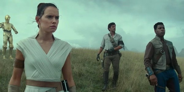 The Group in The Rise of Skywalker