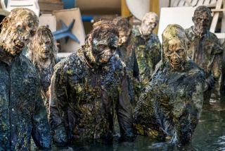 zombies from Fear the Walking Dead.