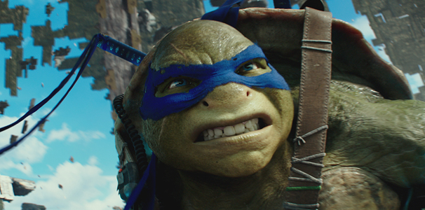 eenage Mutant Ninja Turtles: Out of The Shadows Leonardo