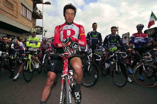 Fumiyuki Beppu leads minute
