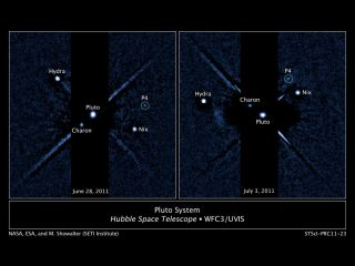 Pluto's fourth moon